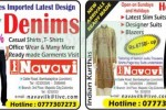 Navavi Special Extended Discounts January 2013 15% to 50%