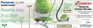 Panasonic Cocolo Vacuum Cleaners – Softlogic