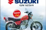 Suzuki GN 125 H for Rs. 279,900.00 + VAT – Updated 2016