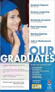 Undergraduate Degree Programme from ANC Srilanka