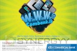Use Combank Online and Winn Tabs & Mobile phones – from 10th Jan to 10th April 2013