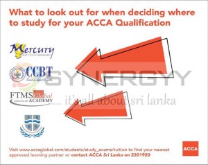 ACCA Tuition Providers in Sri Lanka