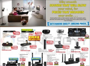 Abans Audio, Video and Home theatre Systems in Srilanka – February 2013