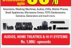 Abans Clearance Sale Discounts up to50% – 22nd and 23rd February 2013