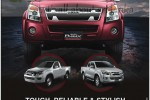 All New 2013 ISUZU D-MAX for Rs. 4.9 Million from Sathosa Motors PLC- February 2013