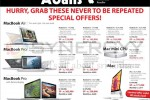 Apple MacBook Laptop Prices in Srilanka from Abans – February 2013