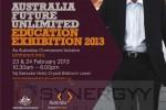 Australia Future Unlimited – Education Exhibition 2013 at Taj Samudra Hotel