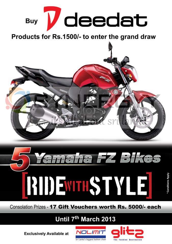Nolimit Yamaha