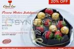 Ferrero Rocher Indulgence for Rs. 2,200 from Choco Luv – Valentine Day Offer 2013
