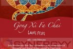 Gong Xi Fa Chai Long Feng – Chinese New Year Celebrations in Sri Lanka at Cinnamon Lakeside