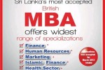 ICBT MBA Programme – March 2013 Intakes