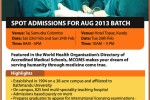 MBBS Spot Admissions for Manipal College of Medical Science, Nepal