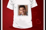 Photo Customize T-Shirts for Valentine Day Gifts from Hameedia – till 14th February 2013