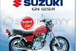 SUZUKI GN 125 H for Rs. 279,900.00 + Vat in Srilanka – updated 2016