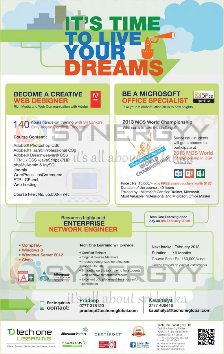 Tech One Learning Sessions In Colombo 171 Synergyy