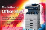 Toshiba All New e.Studio range Photocopier in Srilanka – John Keells Office Automation (Pvt) Ltd