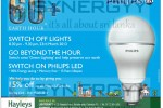 15% off o Philips LED from 23rd to 31st March 2013
