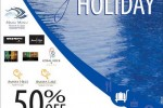 50% off for Maalu Maalu and Amaya Resorts for HNB Credit Cards from 12th March to 12th April 2013