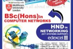 BSc (Hons) in Computer Networks from ICBT CITY CAMPUS