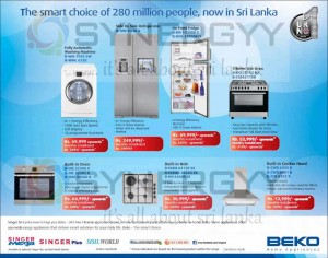 Beko Home Appliances Offers in Sri Lanka