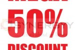 Bread Talk 50% Mega Discount on 1st Year Anniversary on 5th April 2013
