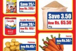 Cargills Food city Unbeatable Prices From 22nd to 25th March 2013
