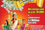 Cargills Food City Avurudu Salli – A Cash Prize promotions from 15th March to 21st April 2013