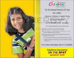 Ceylinco Children's Health Policy