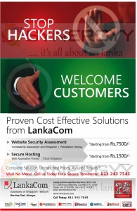 Cost Effective Web Solutions from LankaCom