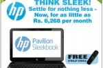 HP Sleekbook I4-B050TU Laptops for Sale from Abans – March 2013
