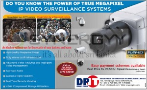High-quality Megapixel Camera in Srilanka for Rs. 20,500.00 upwards