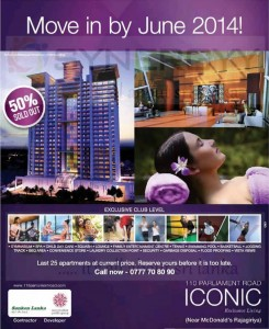 ICONIC Exclusive living, are you ready to move by June 2014