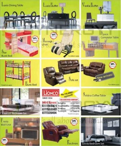 LIONCO New Year 2013 Sale in Sri Lanka