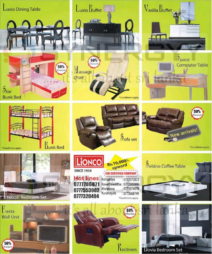 LIONCO New Year 2013 Sale in Sri Lanka « SynergyY