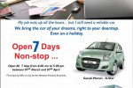 Maruti Suzuki Super deals to Your Home from 07th March and 07th April