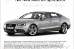 New Audi A5 Sport back for USD 30,000 in Sri Lanka