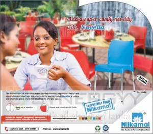 Nilkamal Novella Chairs for Rs. 2,600.00 onwards