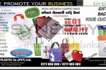 Promote your business with Non Woven Fabric Bag with Go green concept