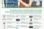 Standard Chartered Credit Card Offers for March and April 2013