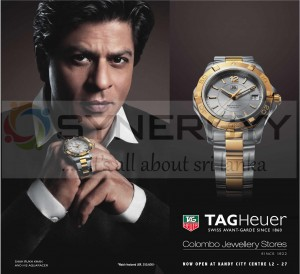 TAGHeuer Wristwatches in Sri Lanka Rs. 250,600- Upwards