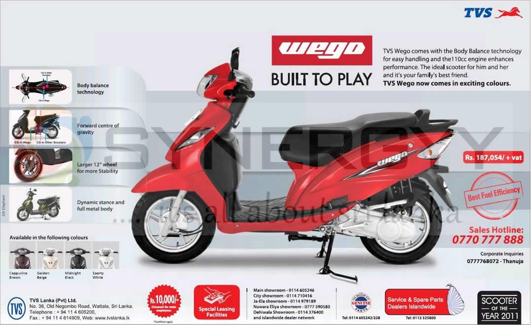 Balance Scooter Price In Sri Lanka