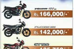 Bajaj Very Special Prices for Bajaj Motorcycles from 6th April 2013