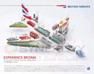 British Airways Now Fly's to Sri Lanka 3 times a Week