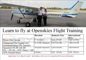 Cost of the Pilot Programme in Sri Lanka