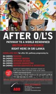 Designing Degree Programme in Sri Lanka for After OL's