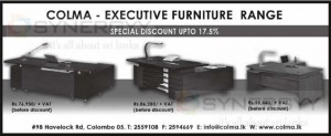 Executive Office Furniture from Rs. 76,950.00 upwards