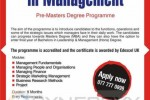 Graduate Diploma in Management from BMS – Applications open now