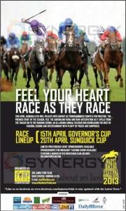 Horse Racing Festival in Nuwara Eliya 2013