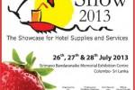 Hotel Show 2013 in Sri Lanka