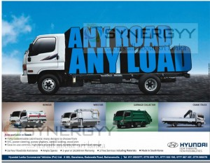 Hyundai Commercial Vehicles (Lorries) in Sri Lanka